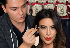 so there were some amazing tips and tricks from kim kardashian makeup artist mario dedivanovic