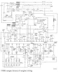 Wiring diagram 1988 ford bronco 2 ii diagrams entrancing ranger