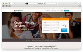 top custom essay writing services ranked by students paperhelp org detailed review