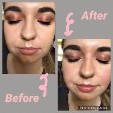 reverse nose contour cherie