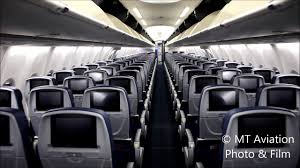 Boeing 737 900 Seating Chart Delta Delta 737 900 Cabin Tour Comfort Youtube