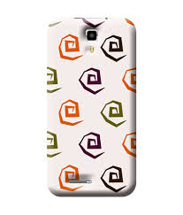 Micromax A77 Canvas Juice - Printed ...