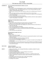 help desk analyst job description senior service desk analyst resume samples velvet jobs