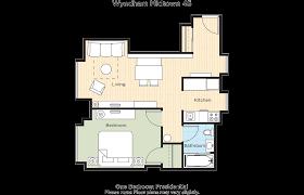 One Bedroom Suite New York Club Wyndham Wyndham Midtown 45 At Nyc