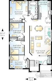 simple three bedroom house plan level affordable simple four bedroom bungalow house plan ideal for narrow lot simple one bedroom house plans pdf