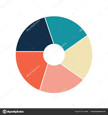 Circular Infographic Template Vector Circle Infographic