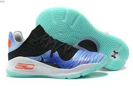 under armour basketball shoes low. 2018 mens under armour ua curry 4 low golfs tai custom ji black/white basketball shoes