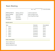 agenda template word template school team meeting agenda template word doc middle