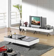 glossy white tv stand.  Glossy Modern Glossy White TV Stand CR059 For White Tv Stand T