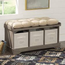 51 storage benches to streamline your