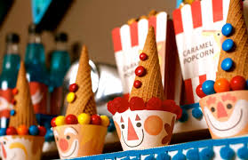 Homemade Circus Decorations 17 Best Images About Payasos On Pinterest Mesas Finger Puppets