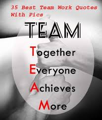 Quotes On Teamwork Stunning 48 Best Team Work Quotes For Success