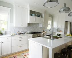 White Shaker Kitchen Cabinets Good White Shaker Kitchen Cabinets ...