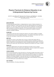 PDF) Video Presentations in Engineering-Physics Practicals to ...