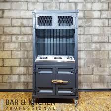 Stainless Service Table St3 Bar Nst3 Proud Restaurant Equipment