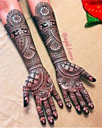 Mehndi Design Front Top 81 Mehndi Designs For Hands Shaadisaga