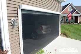 garage door screen systemGarage Door Screen System  Screen Doors