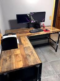 corner desk plans woodworking free unique diy corner desk plans