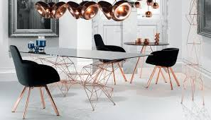 tom dixon pylon dining table discontinued heal s