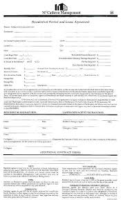 Commercial Lease Agreement Template Free | Nfcnbarroom.com