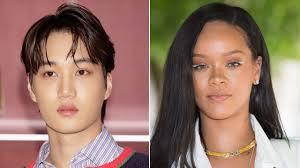 exo kai riha fenty beauty