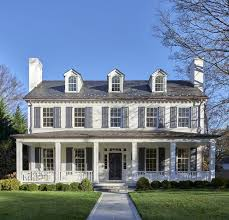 exterior colonial house design. House Exterior Colonial Design L
