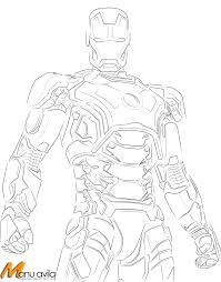Small Picture Iron Man Drawing Games Ironman Drawingpng Coloring Pages Maxvision
