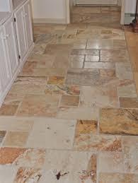 Travertine Kitchen Floors Travertine Floor Tile French Pattern Noce Premium Travertine Tile