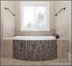 tile bathtub surrounds raleigh custom homes
