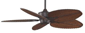 fanimation mad3250rs bpd4a rust with antique woven bamboo blades indoor ceiling fans islander 5 blade 52 ceiling fan blades and remote control included
