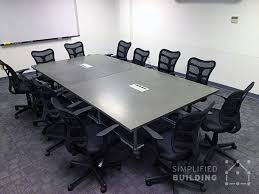 conference room table ideas. concrete conference room table ideas d