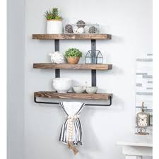 decorative shelving accessories