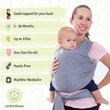 Baby Wrap – Baby Wrap Carrier by KeaBabies – 2 Colors – All-in-1 ...