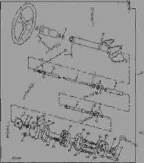 steering metering pump shafts bearings and seals h list of spare parts