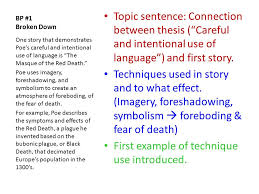essay breakdown the task poe essay mood is defined as the feeling 5 bp