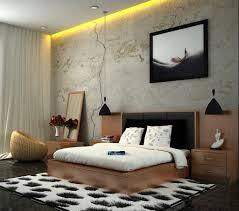 Bedroom Designs: White Brown Black Bedroom Scheme - Bedrooms