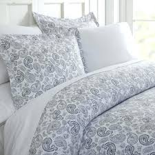 paisley duvet covers co patterned performance navy queen 3 piece cover set design quilt size ralph lauren blue
