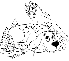 Small Picture Freezing and chilling Winter coloring Pages For Kids ColoringPagehub