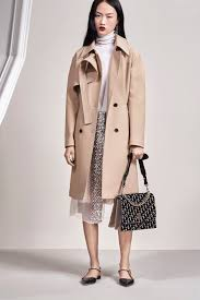 camilla and marc dior beige trench coat