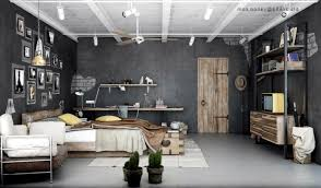 industrial bedroom furniture. Industrial Bedrooms With Divine Detail Interior Design Ideas Bedroom Furniture Toronto Per Full Size