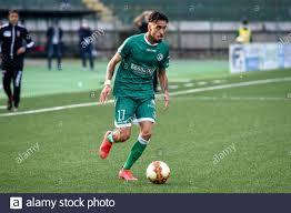 Emanuele Adamo während des Lega Pro Playoff-Spiels zwischen US Avelino und  AC Padova am 9. Juni 2021 im Partenio Adriano Lombardi-Stadion in Avellino,  Italien. (Foto von Alessandro Pirone/Medialys Images/Sipa USA  Stockfotografie -