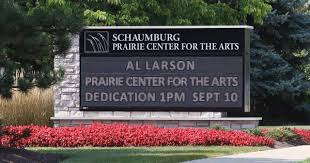 Tiffany Prairie Center For The Arts Oct 31 2019