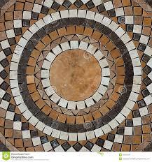 Circle Tiles Mosaic Circle Floor Royalty Free Stock Image Image 32031236