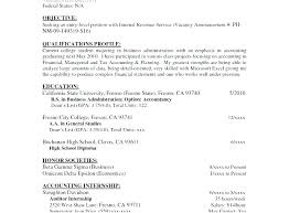 Objective In Resumes Internship Resume Objective Resume Objective