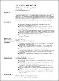 Sales Resume Sample Delectable Sample Sales Resume Simple Resume Examples For Jobs