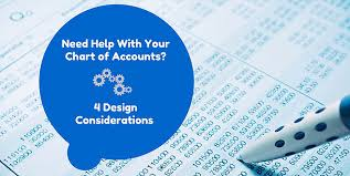 Chart Of Accounts Design 4 Design Considerations In Your Chart Of Accounts