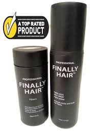 Hair Loss Concealer Kit 28g Hair Fibers Fiber Lock Spray