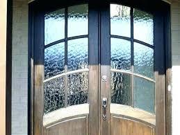 sliding glass door covering ideas window treatments for doors with half glass glass front doors door
