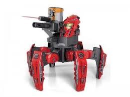 <b>Радиоуправляемый боевой робот</b>-<b>паук</b> Space Warrior (лазер ...