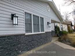 exterior stone veneer panels. faux stone siding for homes weekend diy veneer ----- either around the fireplace or on column in living room - both. exterior panels